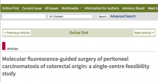 Online publication of Hi-light paper in The Lancet Gastroenterology & Hepatology